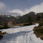 Kurz vor der Linderhütte