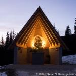 Kapelle bei der Sabythyhütte