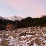 Bei der Linderhütte mit Blick zum Zirbitzkogel