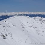 Sender und Wetter-Radarstation