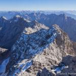 Der berühmte Jubiläumsgrat von der Zugspitze bis zur Alpspitze - meine letzte Begehung fand 2008 statt