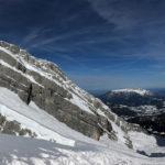Watzmann Mittelspitze und Watzmannkar