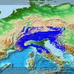 Gipfel des erweiteren Alpenraums