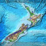 Gipfel in Neuseeland